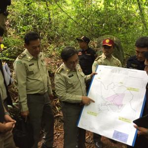 Royal Forest Department Gets Tough on Zipline and Resort Encroachment