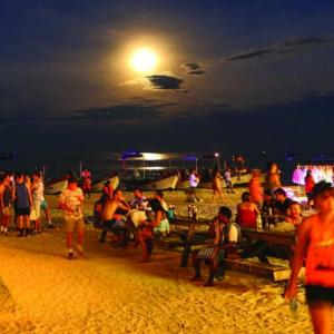 Koh Phangan Full Moon Party cancelled this October