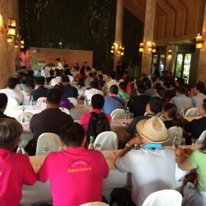 200 Local Travel Reps Protest Chinese Price Undercut at Night Safari