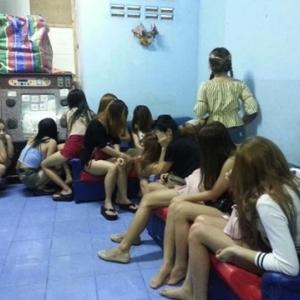 Laotian women arrested for selling sex in Sri Racha