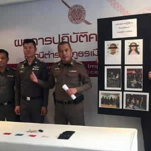 Swede praises Pattaya police for speedy resolution of snatch theft