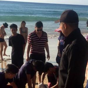 Without Phuket lifeguards, Chinese tourist drowns at Karon Beach