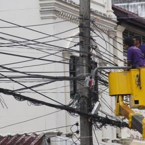 Water and electricity shut-off tomorrow in parts of Wichit, Phuket Town