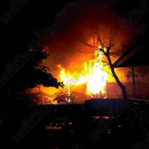 Hua Hin fire guts beachside restaurant