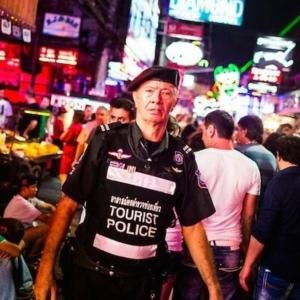 A Night Out with the Foreign Tourist Police in Thailand's Seediest City