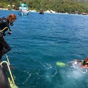 Missing Russian woman's mother arrives in Koh Tao