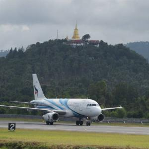 Samui flights cheaper for islanders after weekend protest