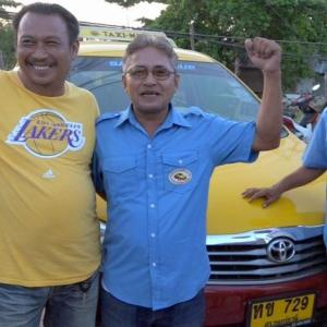 Samui Taxi driver wins 30 million baht lottery