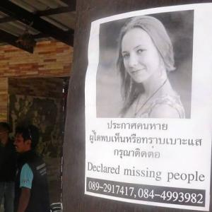 """Valentina's mother arrives in Koh Tao: """"She had never dived in the sea before"""", she says"""