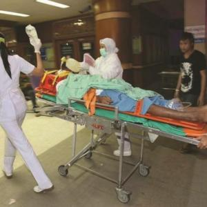 Special Report: Phuket hospitals facing huge losses from uninsured patients