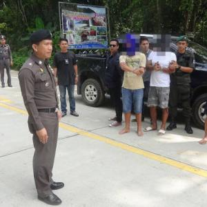 "Koh Phangan rogue cop returned to island ""on holiday"" after being given ""inactive post"" for extorting tourists"