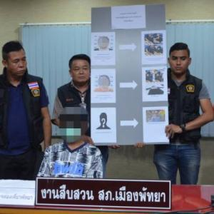 One charged, one sought in Pattaya molestation caught on video case