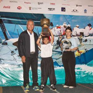 Panwa Boonnak crowned Thailand Optimist National Champion