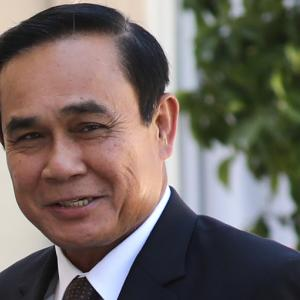 """It is my business"" is PM Prayut's answer on his political future"