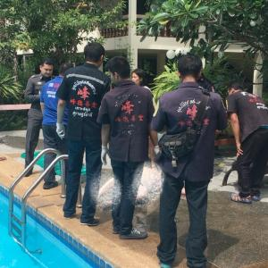 Body of Russian man found in pool at Koh Samui villa