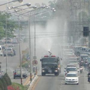 Chiang Mai Has Worst Small Particle Pollution In Thailand: Greenpeace