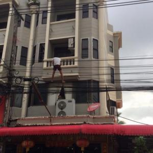 Another jump: Man safely rescued in Phuket Town