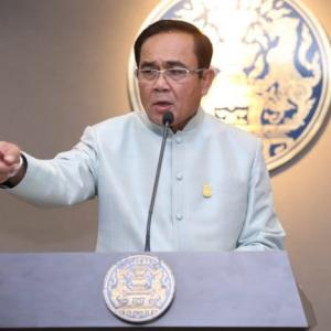 Unlike Elected PMs, Prayuth To Retain Full Power Until Vote