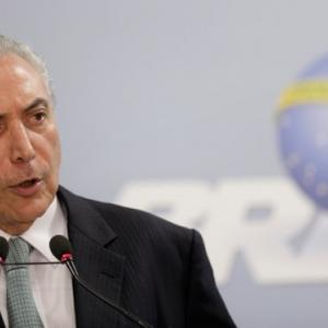 Brazil plea-bargain testimony says president took $4.6 million in bribes
