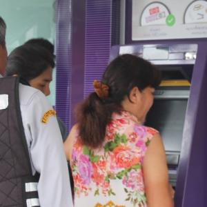 Police hunt suspects after B138k skimmed from the same ATM in Phuket