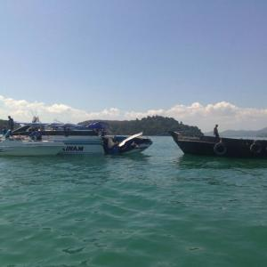 UPDATE: An 'engine malfunction' blamed for boat collision off Phuket