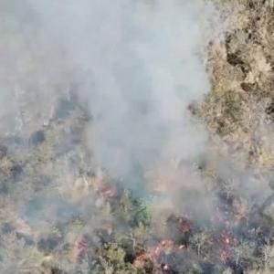 Lampang battling fires, harmful dust