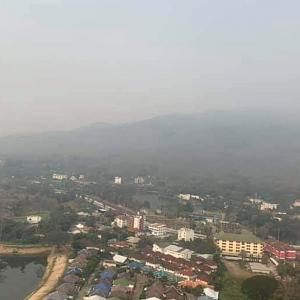 Air in northern Thai provinces is dangerous to breathe