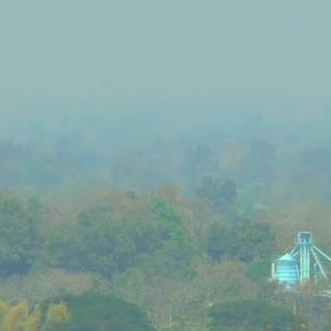 Chiang Mai third most polluted city