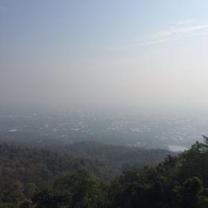 Chiang Mai's turn to top the haze blacklist
