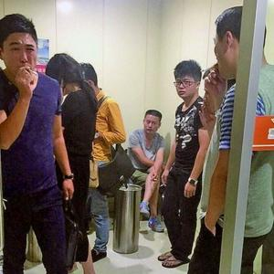 Airport smokers kicked out of Thai terminals