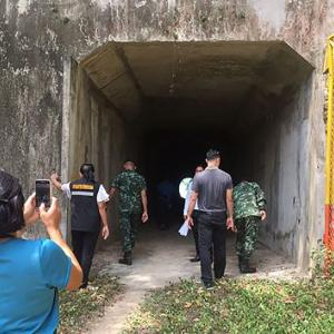 "The Koh Samui tunnel – ""it definitely had all the proper documentation"""