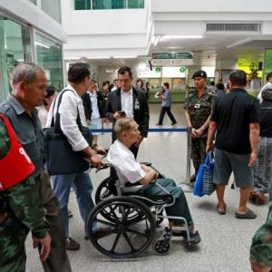 Police Hospital security increased after Monday's bombing