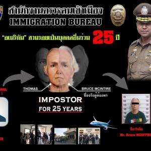 American drug suspect impersonated 'Mr Thomas' for 25 years, arrested in Chiang Mai