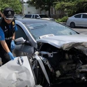 PM Prayut not satisfied with Songkran road accidents toll