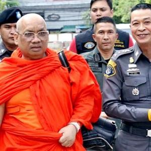 Senior monk gets 26 years in jail for helping 'embezzle' temple funds