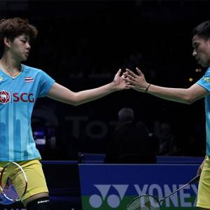 May out, Thai hopes rest on mixed pair at Asia Championships