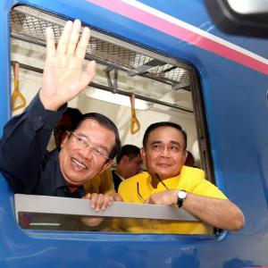 Thailand to sign rail pact with Laos, China