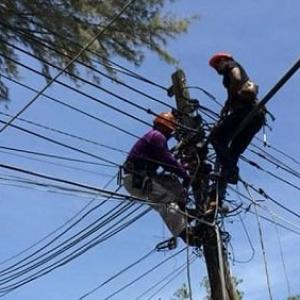 Electricity supply cuts in Kathu