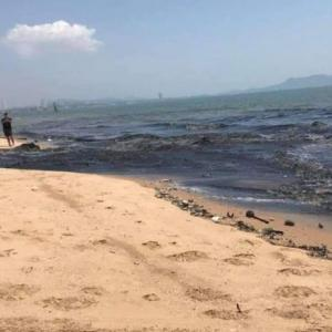 Pattaya offers helping hand as wastewater from Na Jom Thian pollutes sea