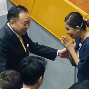 Phalang Pracharat's Suchart elected deputy speaker