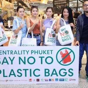 Central Retail steps up plastic bag reduction campaign
