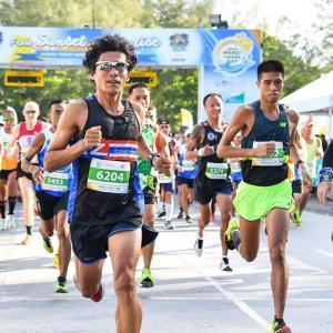 Laguna Phuket Marathon road closures and info