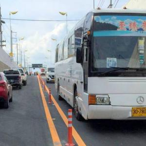 Install solid lane dividers in Chalong Underpass, says Phuket poll