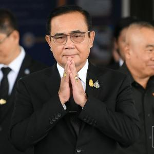 Prayut poised to take over party leadership: source