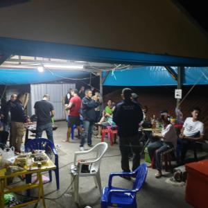13 gamblers arrested in Patong gambling den raid
