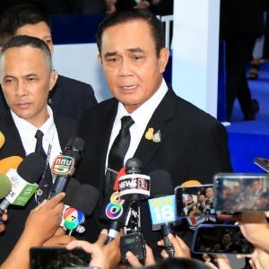 Prayut 'set to take charge of Phalang Pracharat'