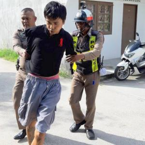 Man arrested for attack on woman in Chalong