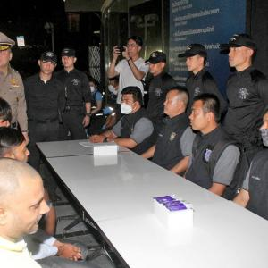 478 mostly-illegal foreigners rounded up in immigration raid