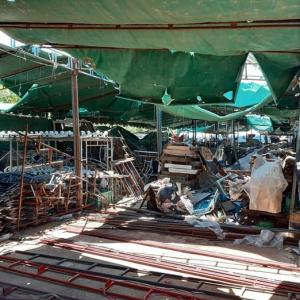 Pattaya village battles firm's takeover of market zone