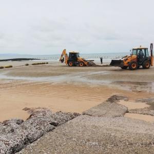Work begins to revive Yim Yom Beach